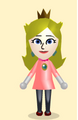 Peach mii