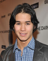 Boo Boo Stewart Premiere Beneath Darkness 2012