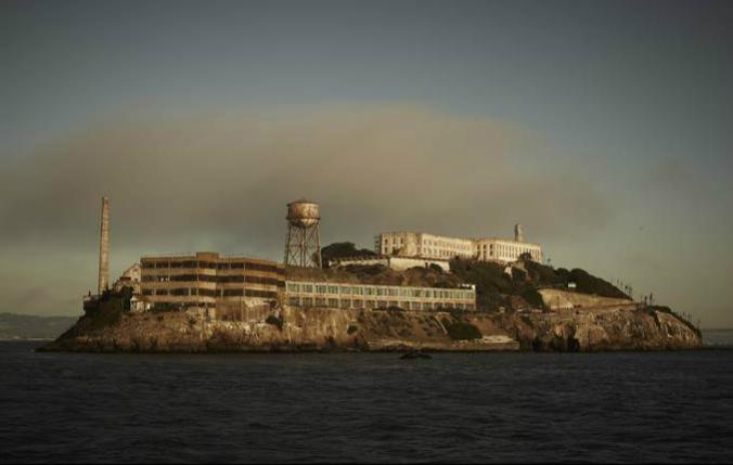 A history of the alcatraz island and prison