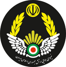 Iran Air Force logo