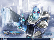 DCUO Mr.Freeze