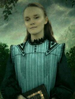 Ariana Dumbledore Hog&#39;s Head