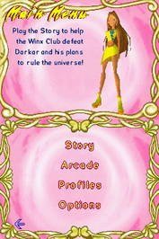 Winx Club Quest For The Codex ScreenShot 3