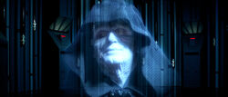 Emperor Palpatine DVD Empire Strikes Back
