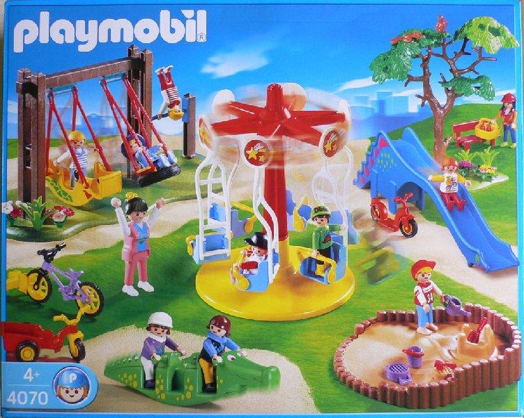 4070 Playground Playmobil Wiki