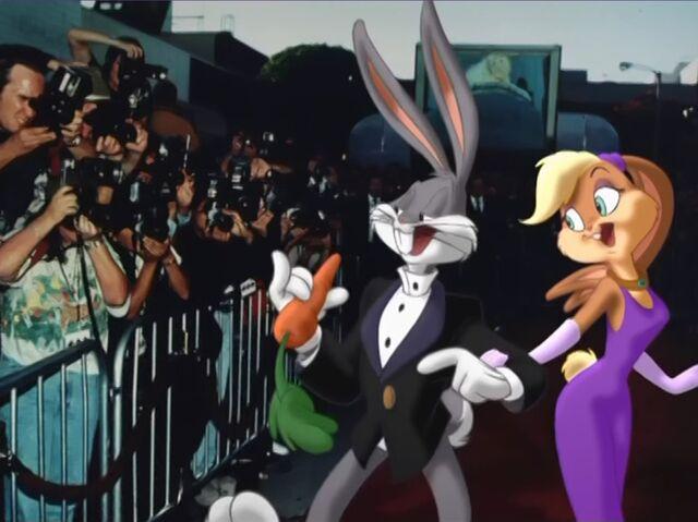 640px Lola y Bugs   Essential Bugs Bunny DVD Bugs Bunny Custom Action Figure by Clayton Emery