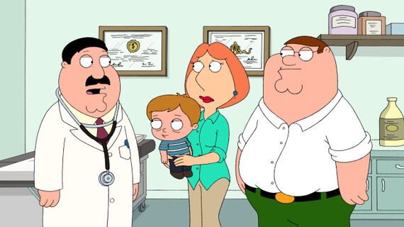 Family Guy Season 10 Episode 12 Livin' on a Prayer