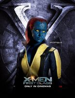 X-men first class mystique