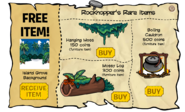 Rockhopper&#39;s Rare Items July 2011