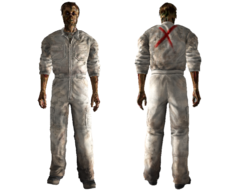 Yangtze camp jumpsuit