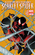 Scarlet Spider Vol 2 1 2nd Printing