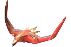 MMPR Firebird Thunderzord