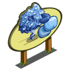 Giant Icy Peach Tree Mastery Sign-icon