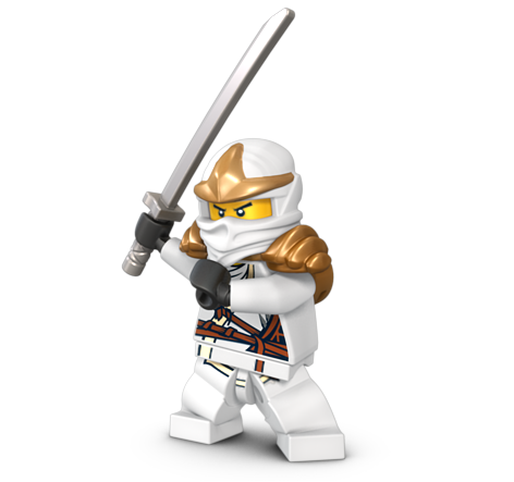 Lego Ninjago Zane Dx Available In One Color Pictures To