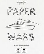 Paper Wars art