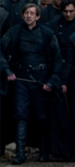 Unidentified Death Eater at Battle
