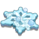 Snowflake Soap-icon