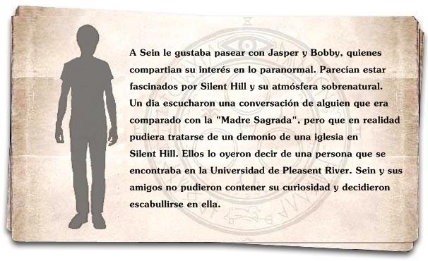 Walter Sullivan y los 21 Sacramentos (Bio-Silent Hill)