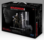Mgs4 ps3 bundle box