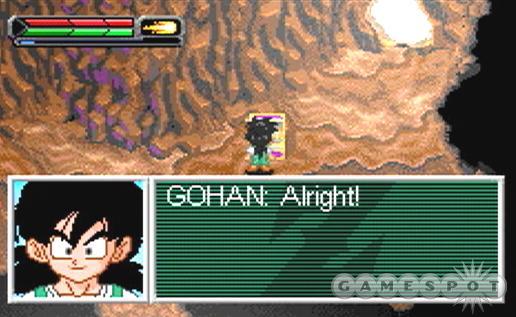 legacy of goku 3 gba:
