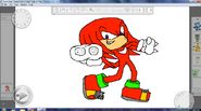 Knuckles By Metal