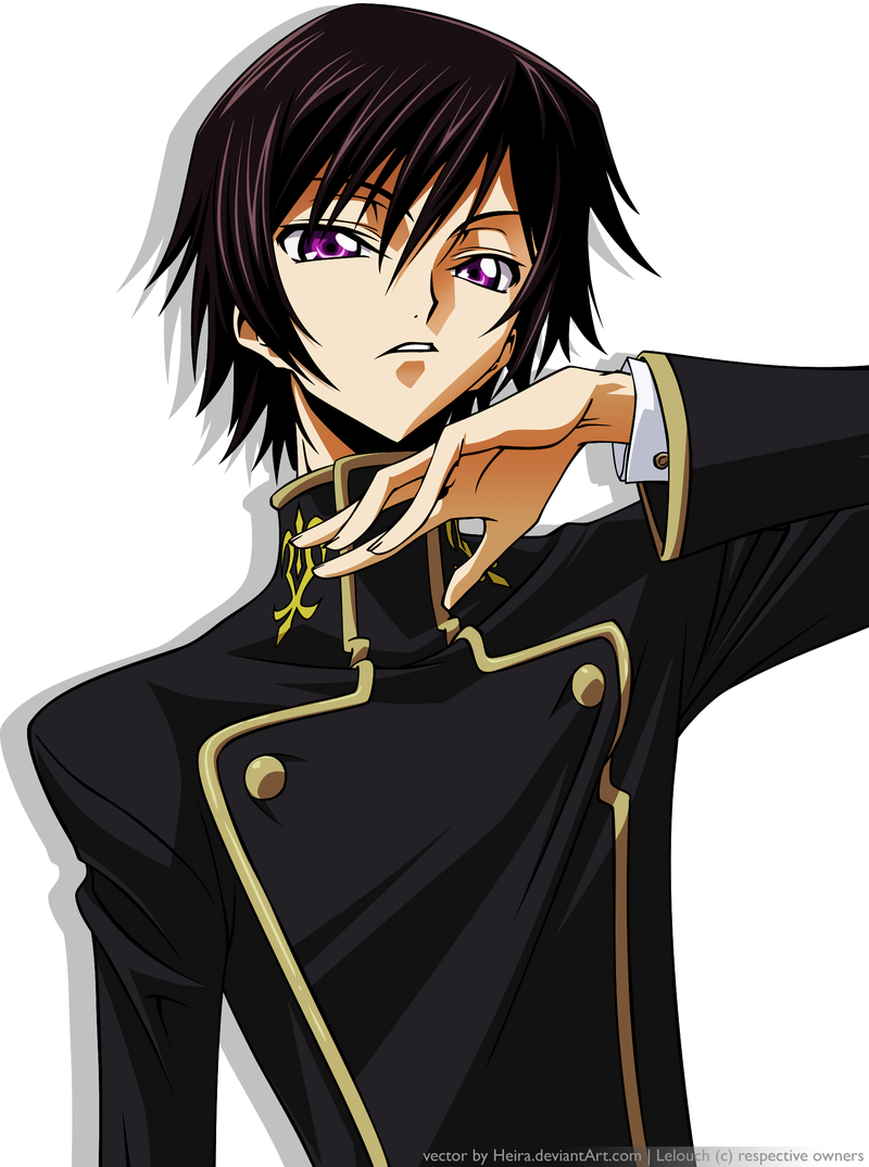 MBTI enneagram type of Lelouch Lamperouge