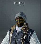 Dutch Face Paint BO