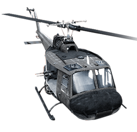 Chopper Gunner HUD icon BO