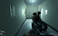 Hallway leading to live broadcast area Charlie Don't Surf CoD4.png