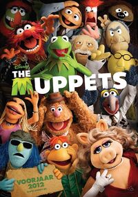 Muppetsbelgiumposter