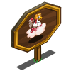 Cupid Chicken Mastery Sign-icon