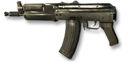 Menu mp weapons ak74u