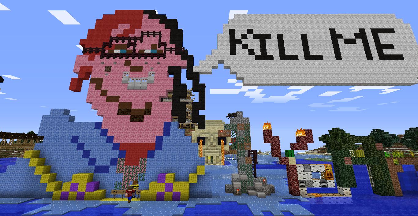 Accidental Skrillex - ScottLand Minecraft Wiki  Accidental Skri...