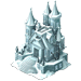 Premium Winter Castle-icon
