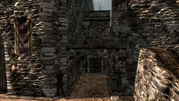 Riften jail outside