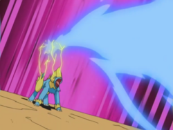 Wattson Manectric Thunder Wave