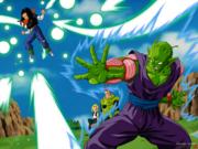 Piccolo vs 17