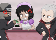 Naruto Chibis Dont want to pay by Sabaku No Ale