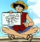 Gyojin segun Luffy