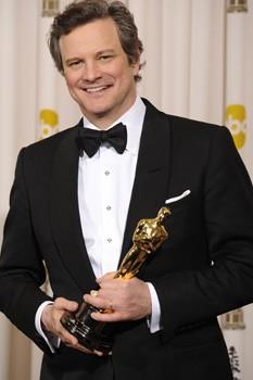 Colin Firth - Oscars W...
