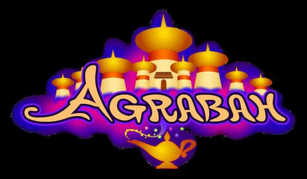 Agrabah: Historia y NPCs Agrabah_Logo_KHII