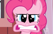 Pinkie Pie's lips are limbered up 4 S2E14