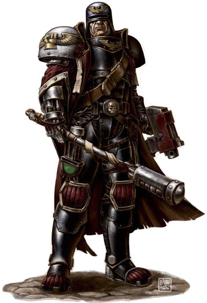 Starting a Dark Heresy game Arbitrator