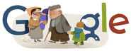 Google Grandparents' Day 2012