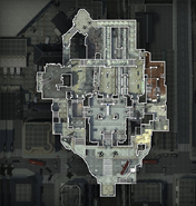 Map Underground MW3