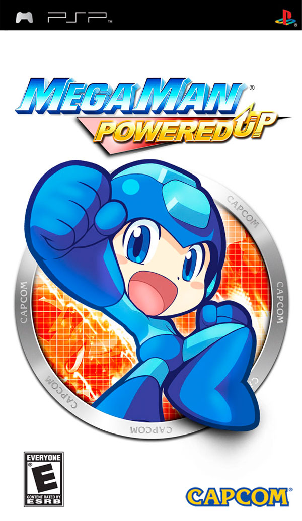 Foto Mega Man Powered Up