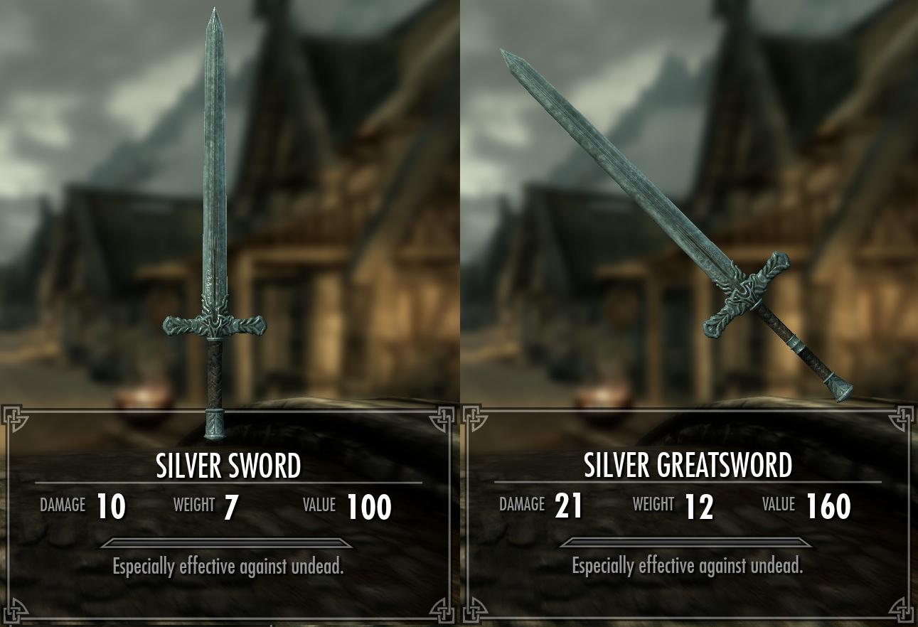 Skyrim Best Weapon