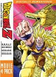 Dragonball Z Movie Four Pack 2