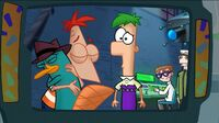 Sad Phineas and Ferb
