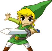 Link (Spirit Tracks) 2